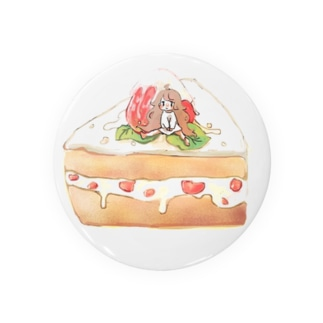 ケーキ Badges
