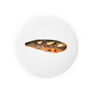 サバの塩焼き Badges