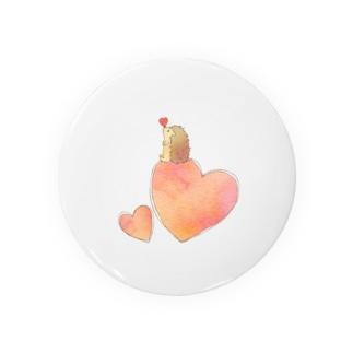 ハリネズミの恋 Badges
