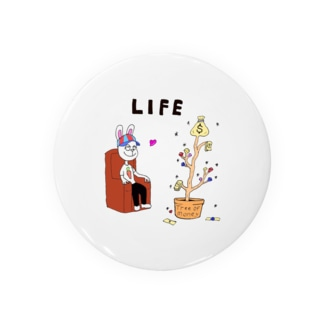 LIFE-MONEY Badges