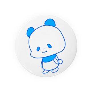 おにぎらないパンダ Badges