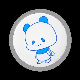すかチルのおにぎらないパンダ Badges