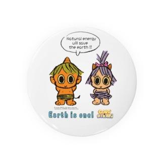 GOROGORO & HIKARU Badges