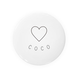 coco 缶バッジ