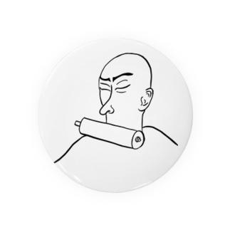 JUNSEN(純仙)無言の僧侶 Badges