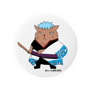 銀コスねこさん Badges