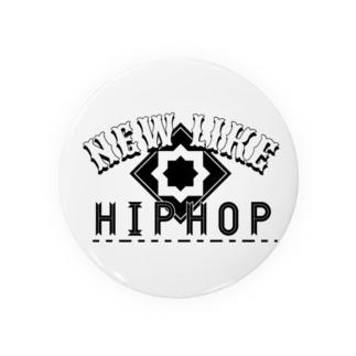 NEW LIKE ロゴ[カウカウ] Badges