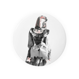 ゴスロリ女子/実写【一ノ瀬彩】 Badges