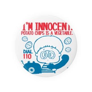 innocent chips  Badges