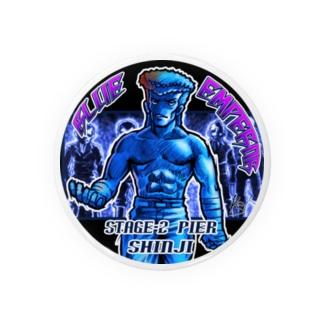 BLUE Emperorシンジver03 缶バッジ