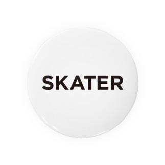 I'M A SKATER Badges