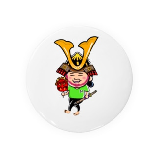 神祇ヌイコさん Badges