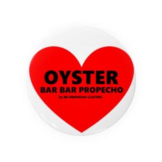 LOVE OYSTER LOGO Badges
