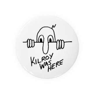 KILROY WAS HERE Badges