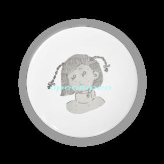 upeolupeoのうーぱーるーぱー Badges