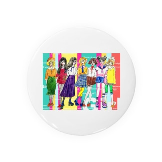 girl Badges