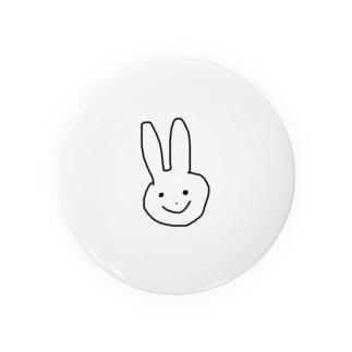 ウサギ Badges