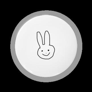 ke3510のウサギ Badges