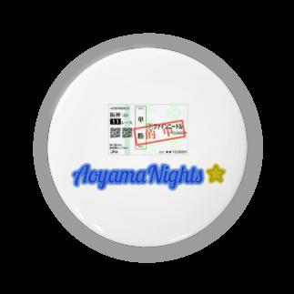 青山Nights☆の青山Nights的中シリーズ Badges
