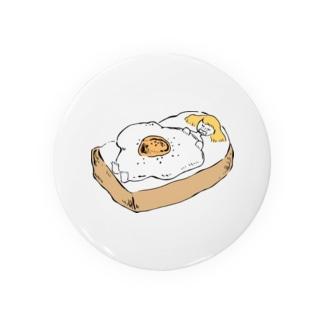 おやすみトースト Badges