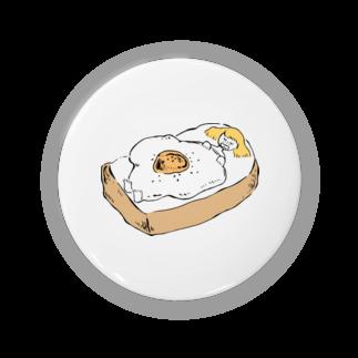 aaのおやすみトースト Badges