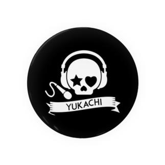 YUKACHI缶バッヂ! Badges