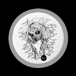 るび。のガスマスクガール Badges