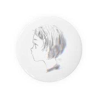 横顔 Badges