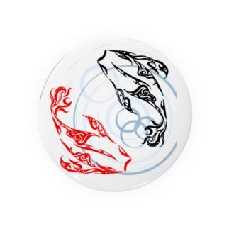 鯉 Badges