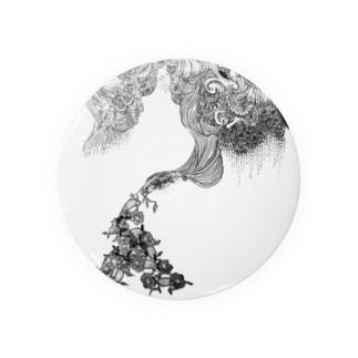 【Romantic Rocaille】 Badges