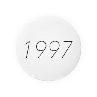 1997生まれへ Badges