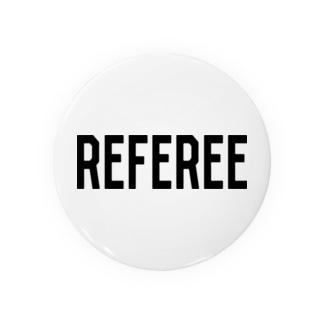 REFEREE レフェリーロゴ Badges