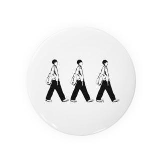 ボブさんの散歩 Badges