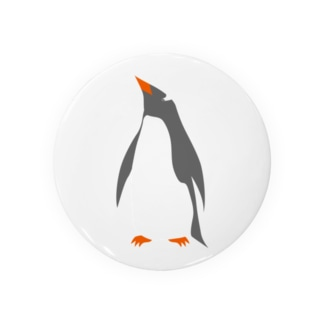 ジェンツーペンギン Badges
