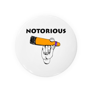 NOTORIOUS Badges