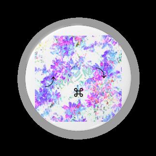 R のR.M Badges