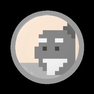 茶番亭かわし屋のシャチくん・ドット Badges