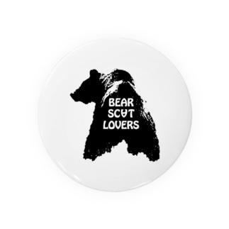 """Linda"" for Bear Scat Lovers Badges"