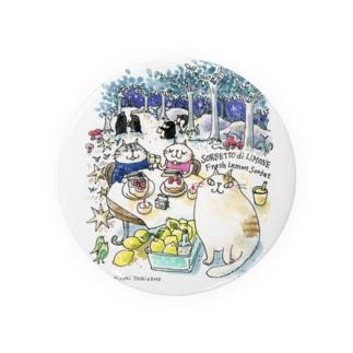 CatChips森のカフェ Badges