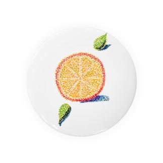 オレンジ色の恋 Badges