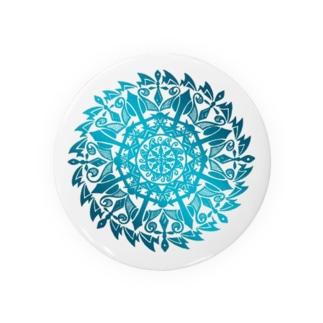 波の曼荼羅 Badges