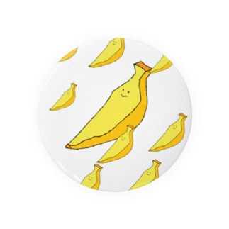 バナナ9連続 Badges