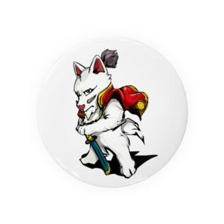 織田犬長 Badge