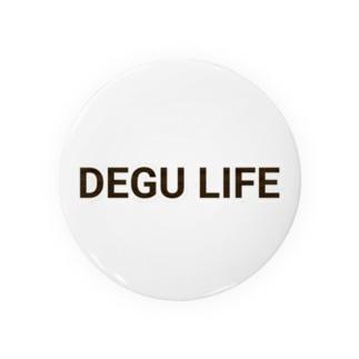LOVE DEGU LIFE ~デグーライフ~ Badges