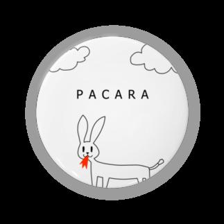TOKO * BUSIのPACARA Badges