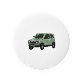 ドットクロカン車 Badges