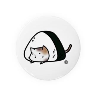 サンケさん(おにぎり)  Badges