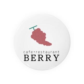 CAFE BERRY LOGO Badges