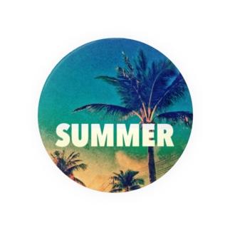 TOKONATSU 第二弾 『SUMMER』 缶バッジ