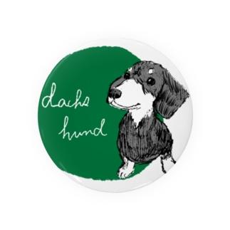 ダックスフント green Badges